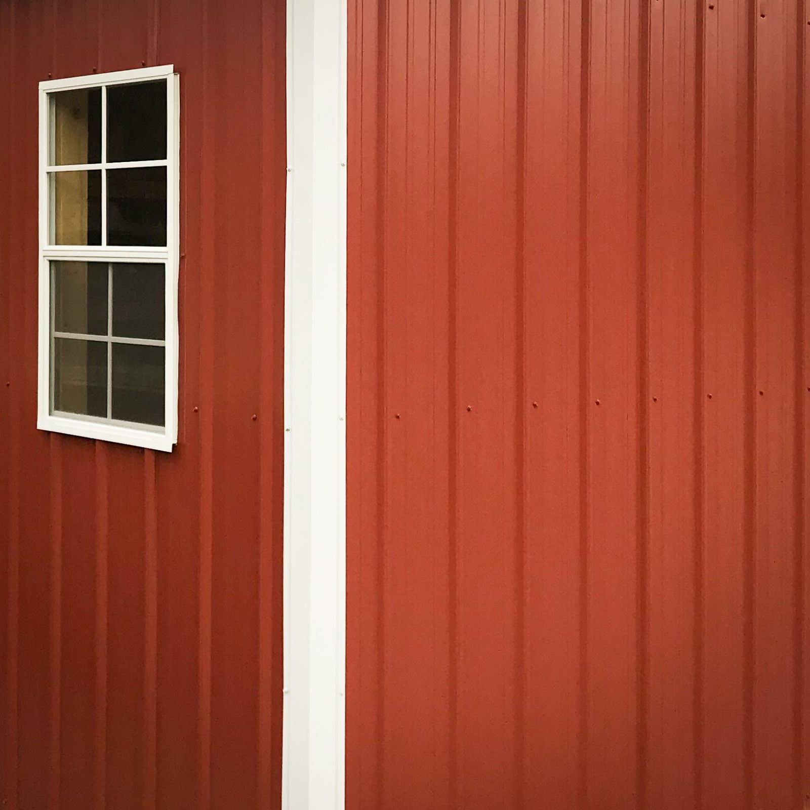 Log siding for custom sheds in KY and TN