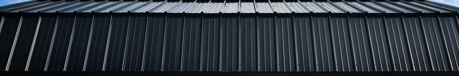 Metal roofing for custom sheds in KY and TN