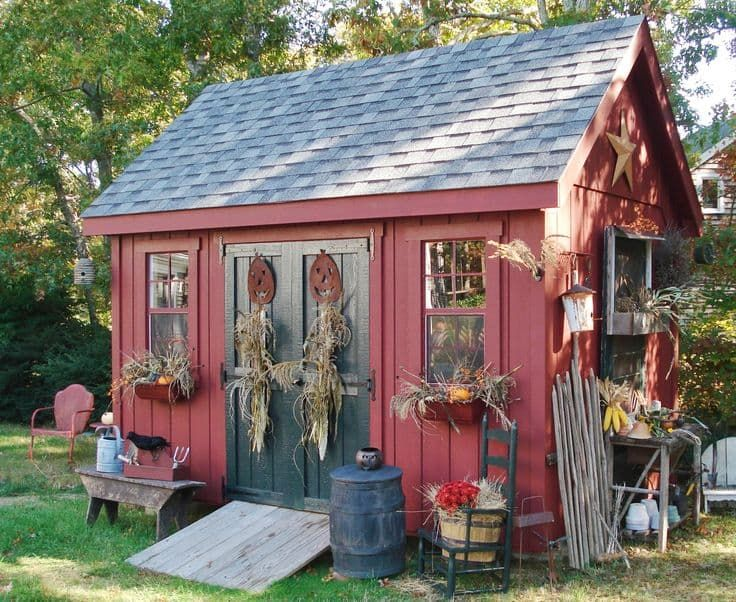 A craft shed idea