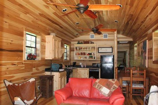 storage shed loft and living spaces ideas