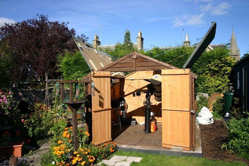 A shed observatory idea