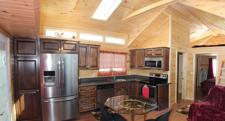 shed homes interior design