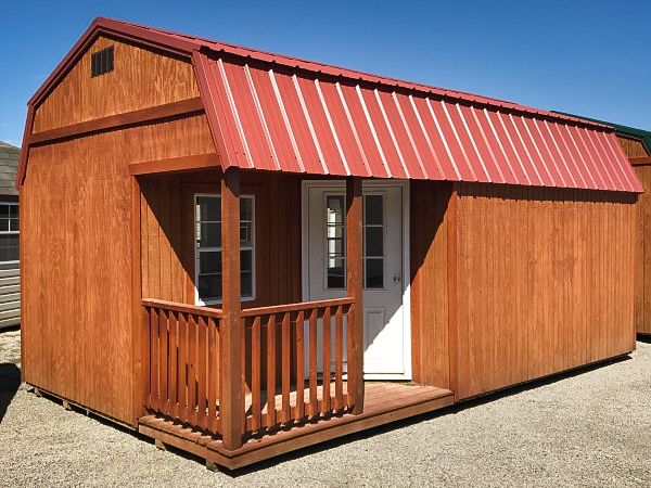 Example of prefab cabins for sale near Radcliff, KY