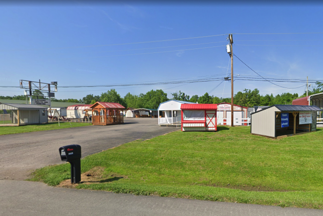 Sheds for sale in Elizabethtown, KY