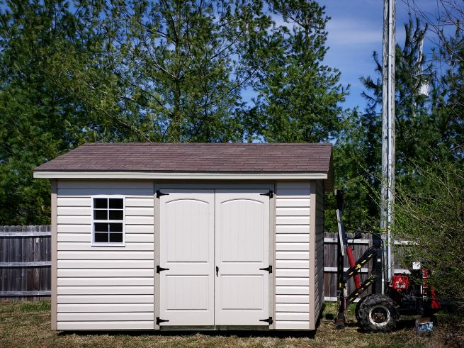 shed delivery available in russell springs ky