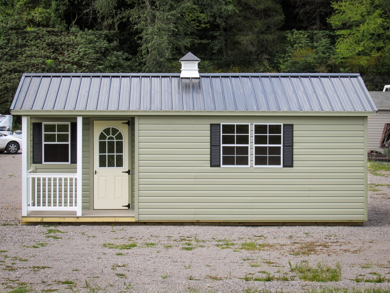 prefab cabin shed for sale in hartsville tn
