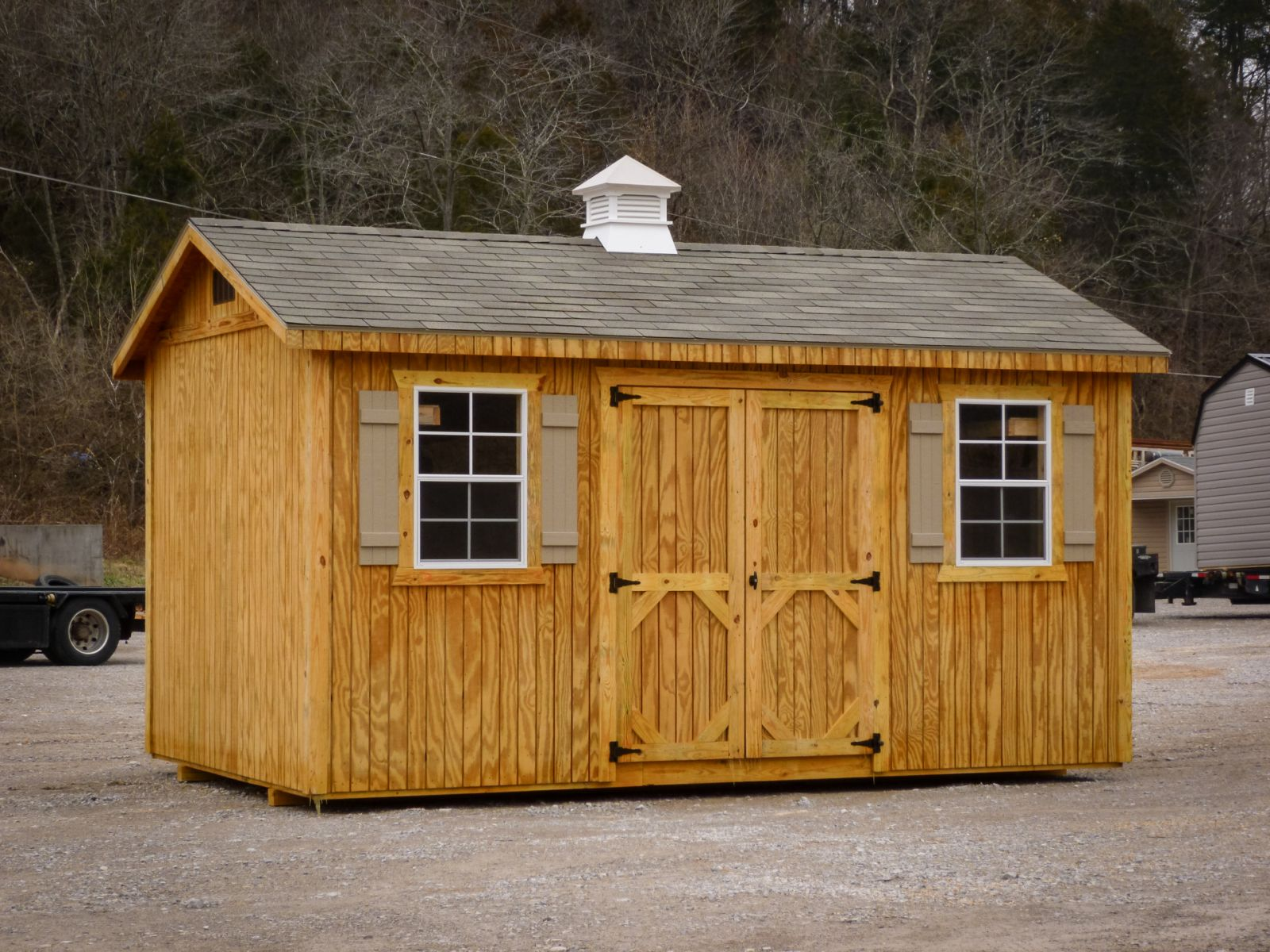 shed for sale in cave city ky