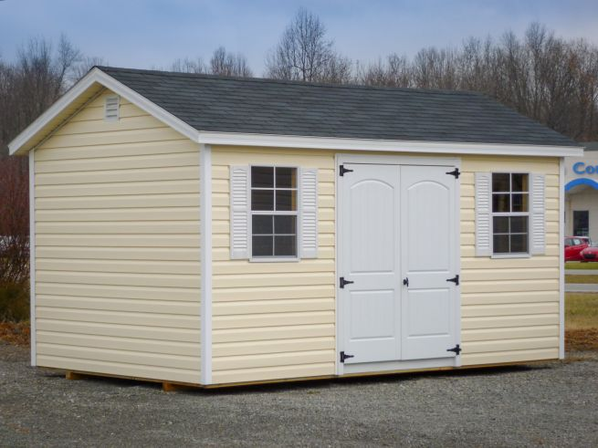 A shed for sale in Horse Cave, KY