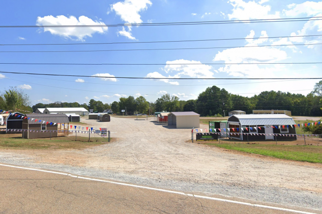 sheds for sale in paris tn