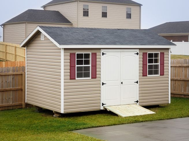 Example of a shed for sale in Louisville, KY