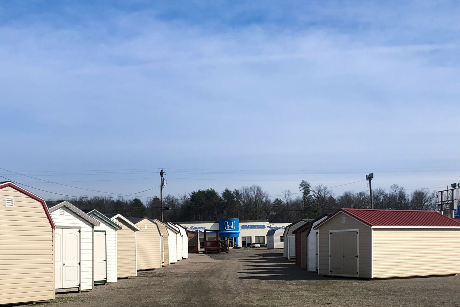 Sheds for sale in Louisville, KY