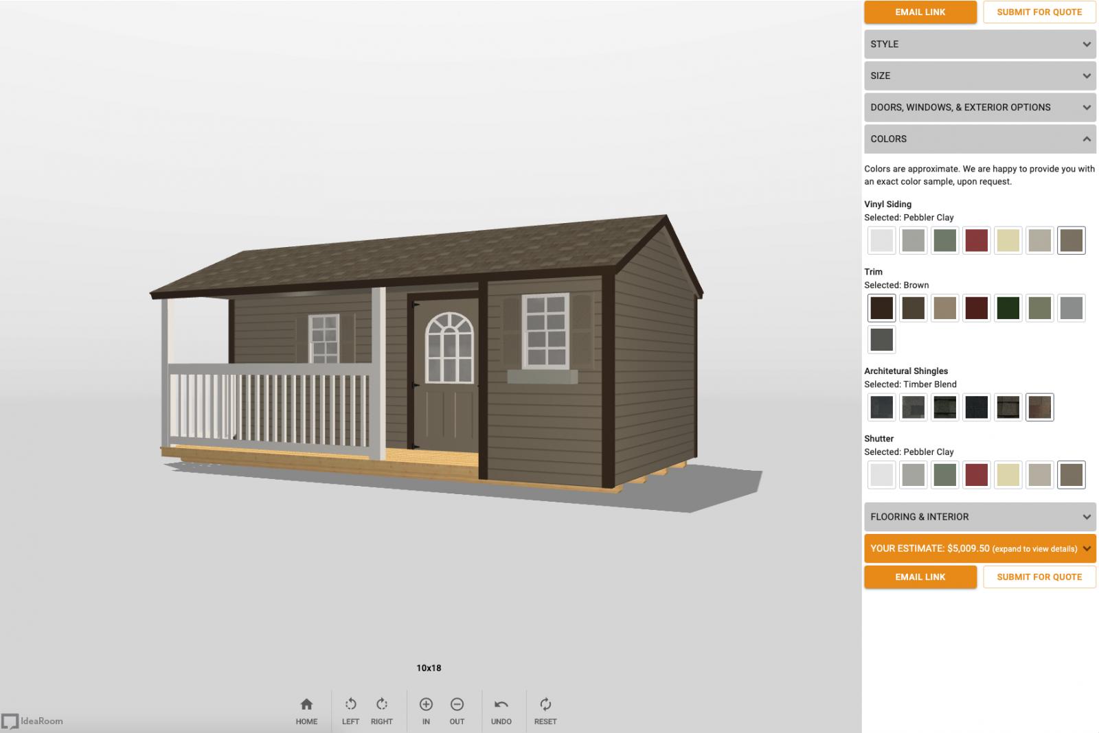 design a shed in nashville tn