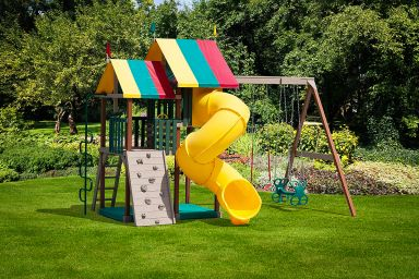 A poly playset for sale in KY & TN