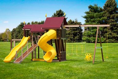 A swing set for sale in KY & TN