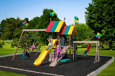 A large playset in Tennessee