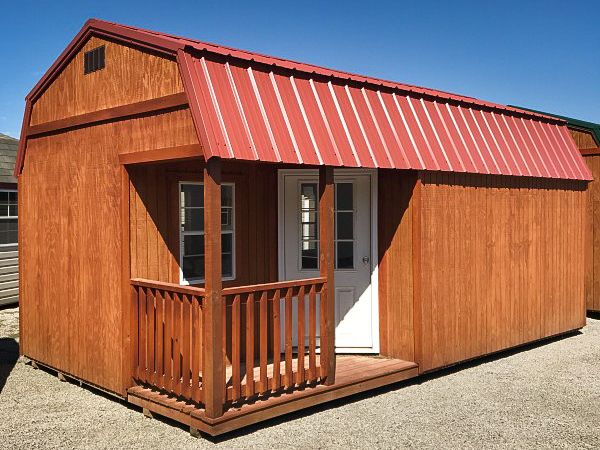 a prefab cabin shed for sale in lebanon tn