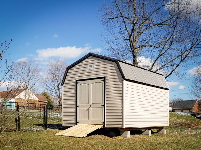 a lofted storage shed for sale in mount juliet tn
