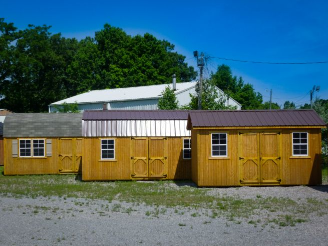 sheds for sale in lebanon and mount juliet, tn