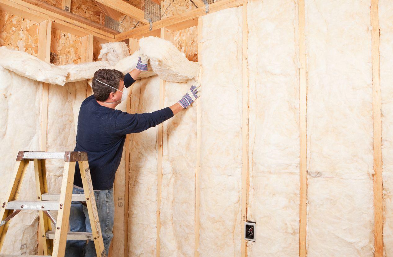 fiberglass batts the best insulation for a detached garage