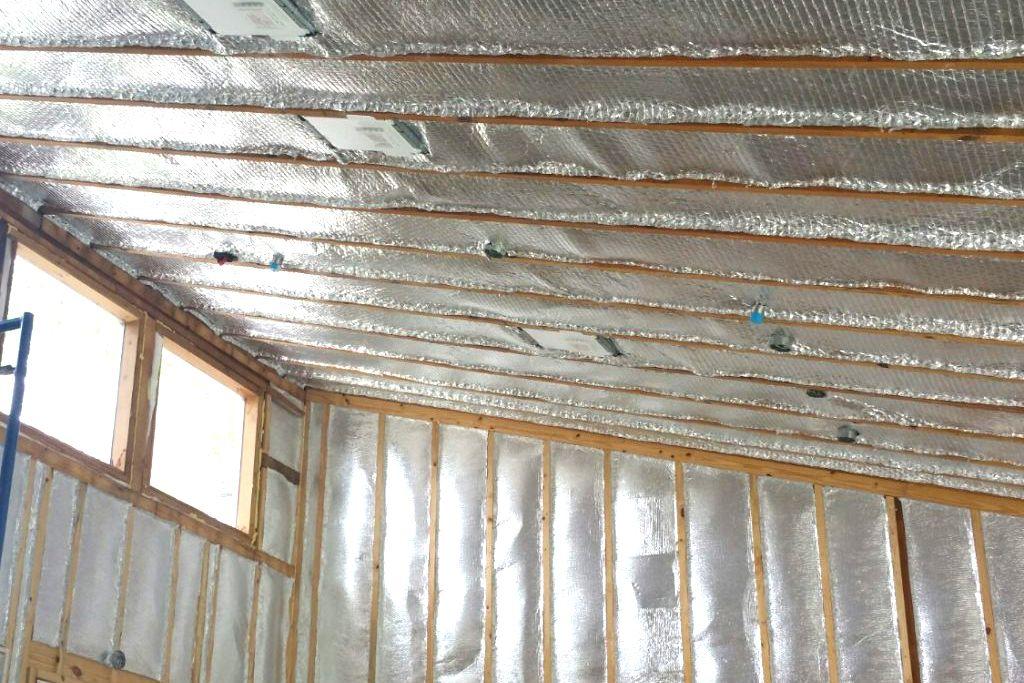 best warm weather detached garage insulation copy