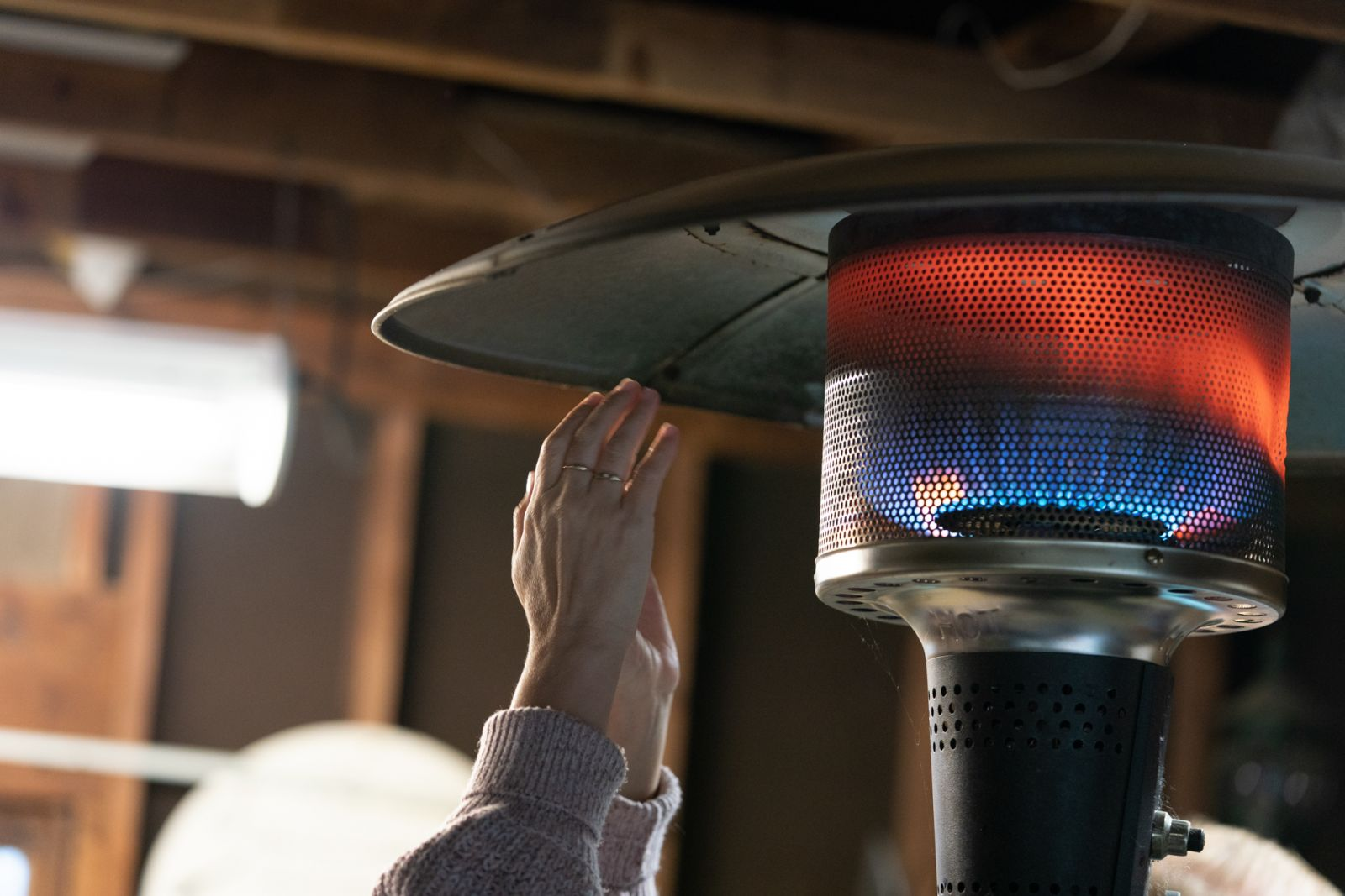 Insulating a detached garage saves a lot of heating expense