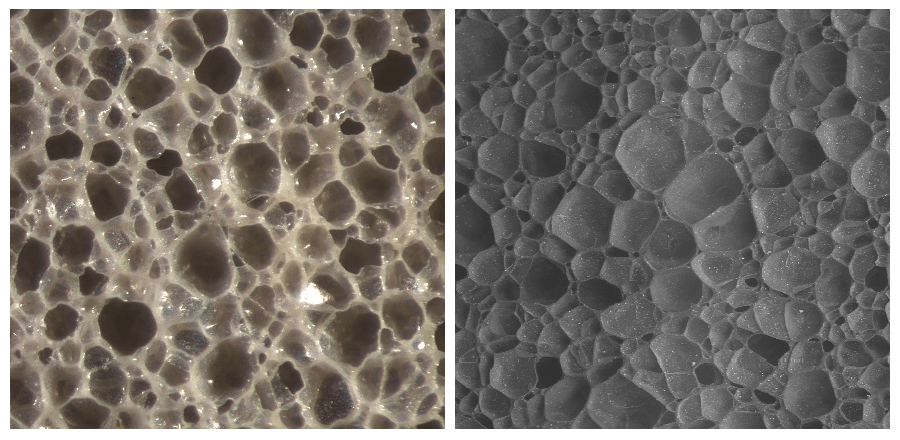 open cell vs closed cell foam for detached garage insulation
