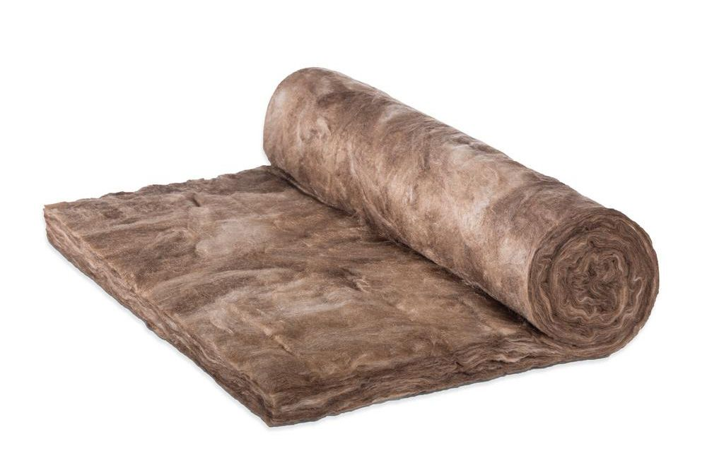 roll fiberglass insulation for a detached garage