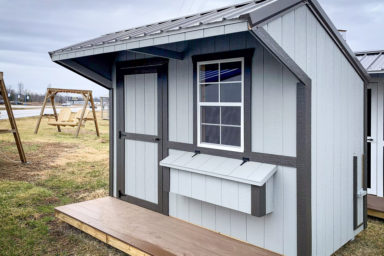 A shed for pet chickens for sale in Kentucky