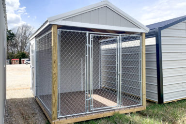 A custom prefab pet shed for sale in Tennessee